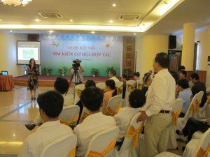 Bidrico tham dự Hội chợ Hàng Việt Nam chất lượng cao