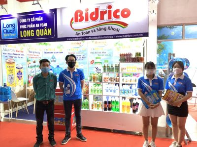 Bidrico tham dự hội chợ tôn vinh hàng việt