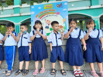 Sữa chua học đường năm 2020-2021