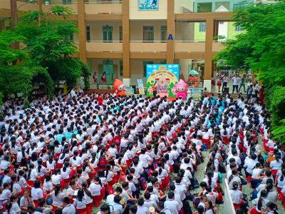 Chương trình sữa chua học đường