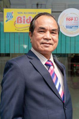 Ông Nguyễn Đặng Hiến, Tổng Giám Đốc Bidrico